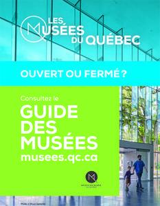 Guide des musées - pub Devoir