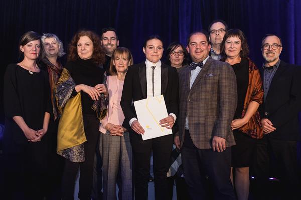 Prix Roland-Arpin 2018