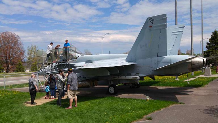Musée de la Défense aérienne de Bagotville v2