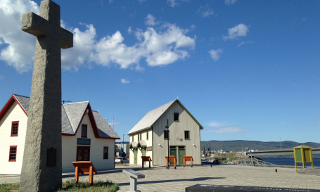 Gaspé, Berceau du Canada