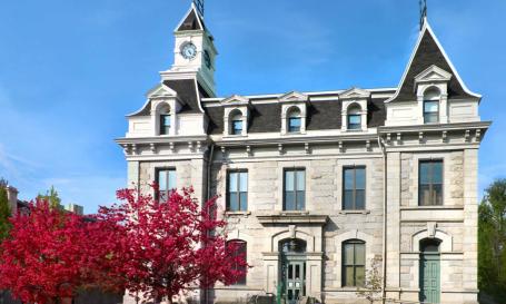 La Société d'histoire de Sherbrooke