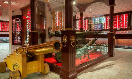 Musée canadien de l'Arme et du Bronze