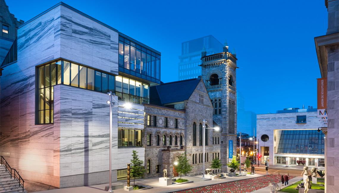 SMQ - Les musées du Québec - Musée des beaux-arts de Montréal