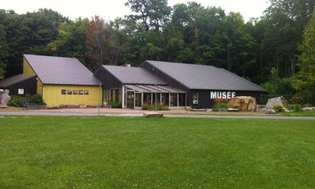 Pointe-du-Buisson, Musée québécois d'archéologie